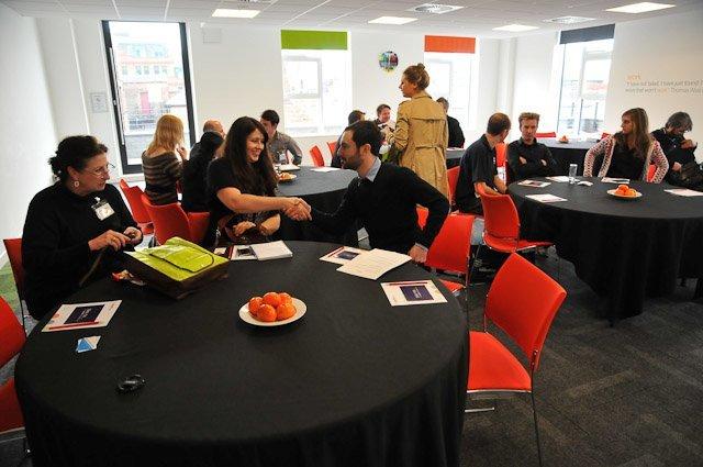 Travel Bloggers Unite (TBU) in Manchester