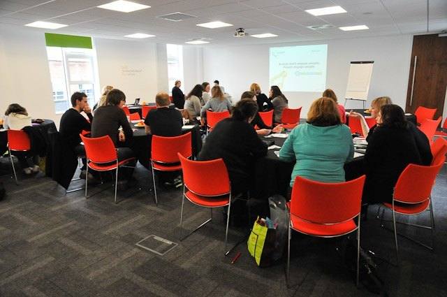 Conference rooms - Travel Bloggers Unite (TBU) in Manchester