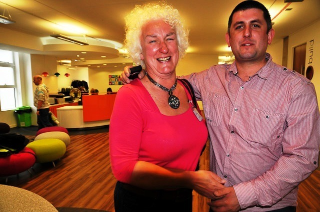 """Karen Bryan and Oliver Gradwell at Travel Bloggers Unite (TBU) In Manchester"""""""