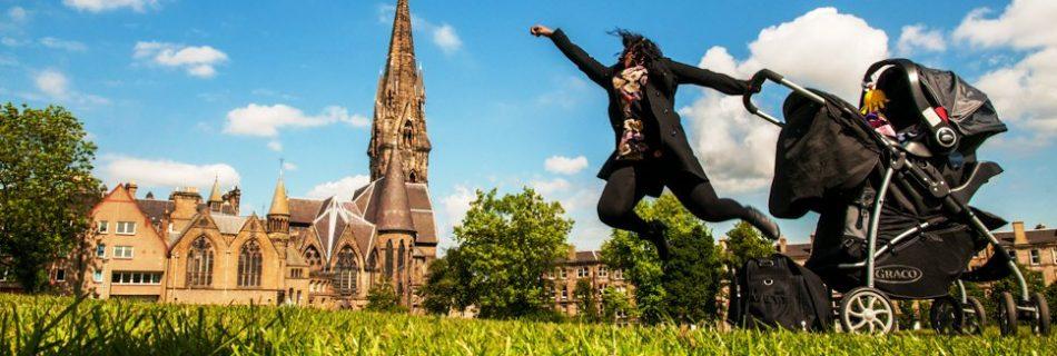 Edinburgh - Scotland - Photography by Lola Akinmade Akerstrom
