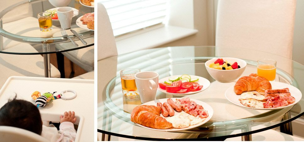 HomeAway Breakfast - Food Photography by Lola Akinmade Akerstrom