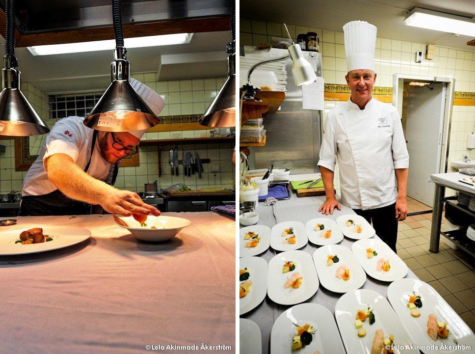 Inside Håkan Thörnströms Kök, Gothenburg, Sweden - Swedish food photography by  Lola Akinmade Åkerström
