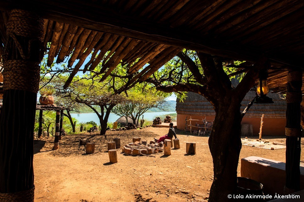 Soaking up Zulu culture in Eshowe, South Africa - Travel photography by Lola Akinmade Åkerström