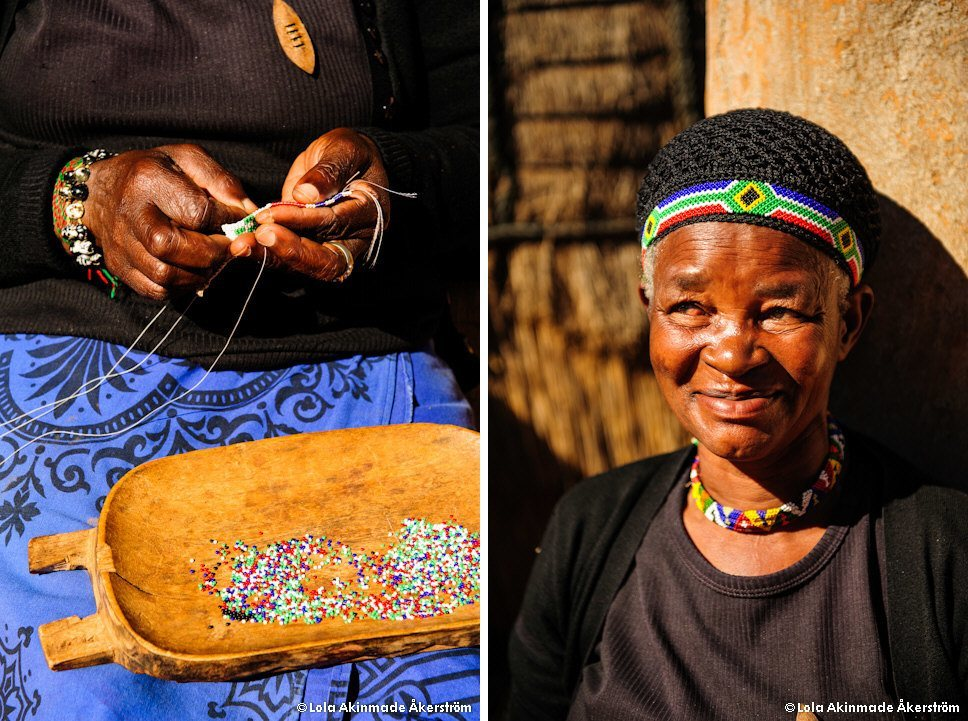 Soaking up Zulu culture in Eshowe , South Africa - Travel photography by Lola Akinmade Åkerström