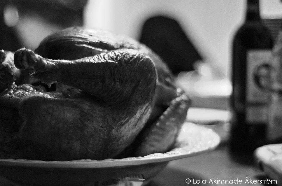 Thanksgiving Turkey - Food photography by Lola Akinmade Åkerström