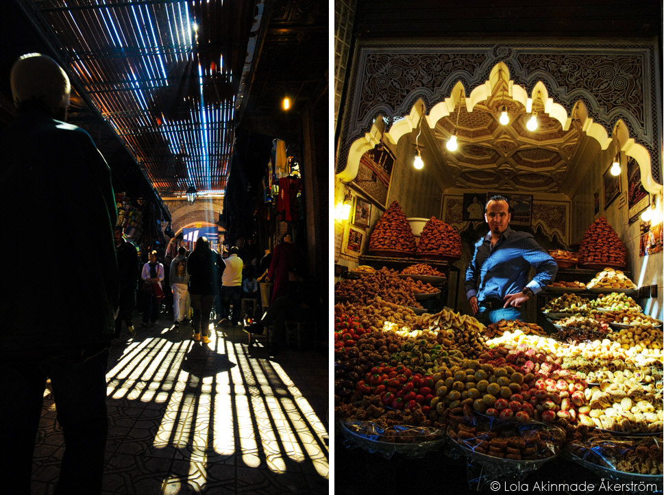 Photos: Chasing light in the souks of Marrakech and my photography goal this year