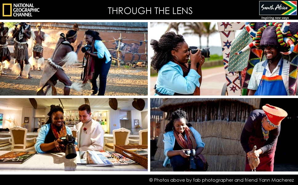 Through the Lens - Lola Akinmade Åkerström