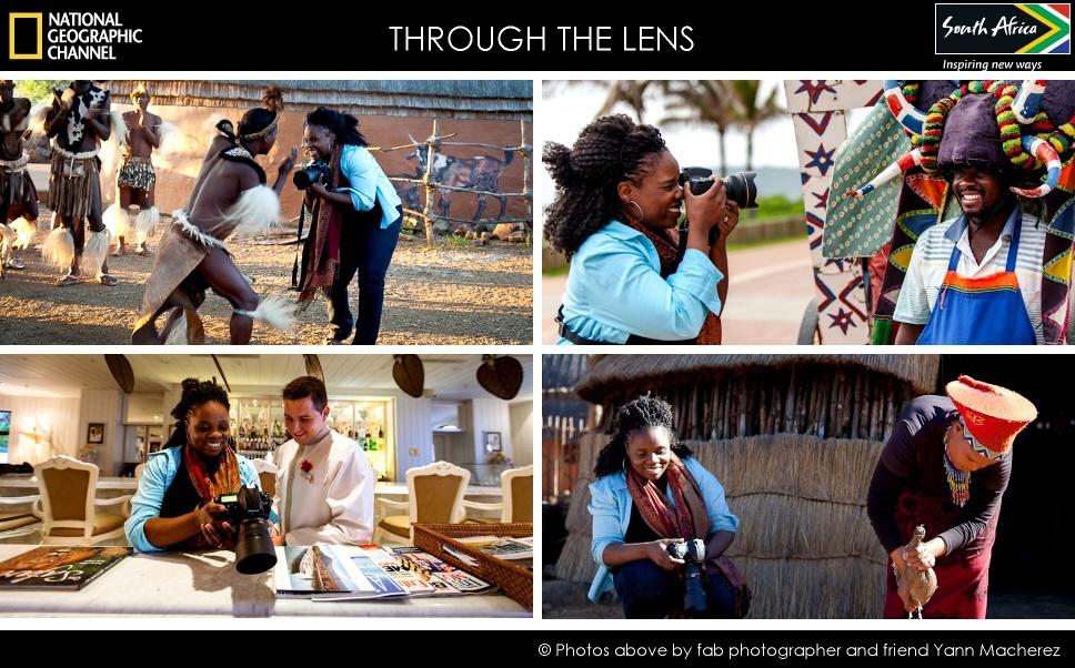 Through the Lens - Lola Akinmade Åkerström