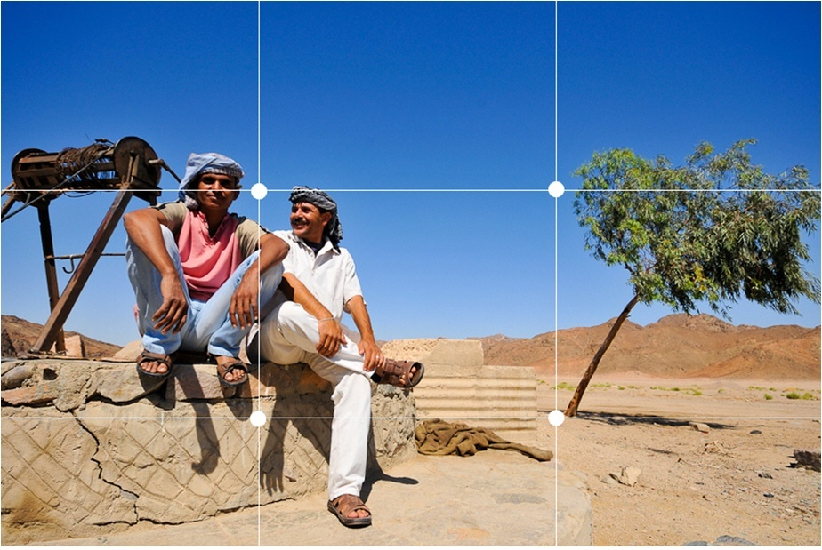 Photo Composition Tip: Simplest Explanation of Rule of Thirds
