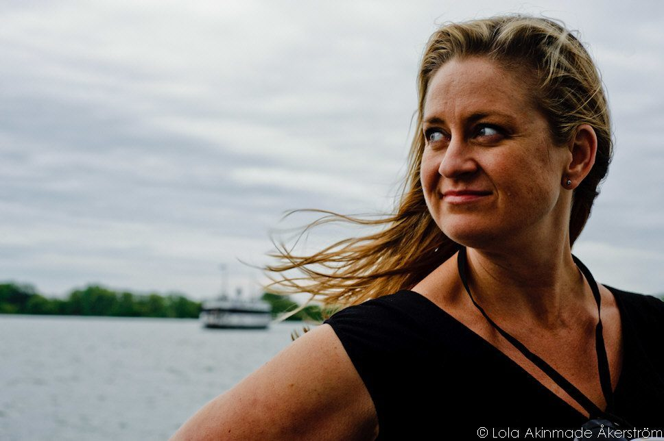 People - Portrait- Toronto, Canada - Travel Photography by Lola Akinmade Åkerström