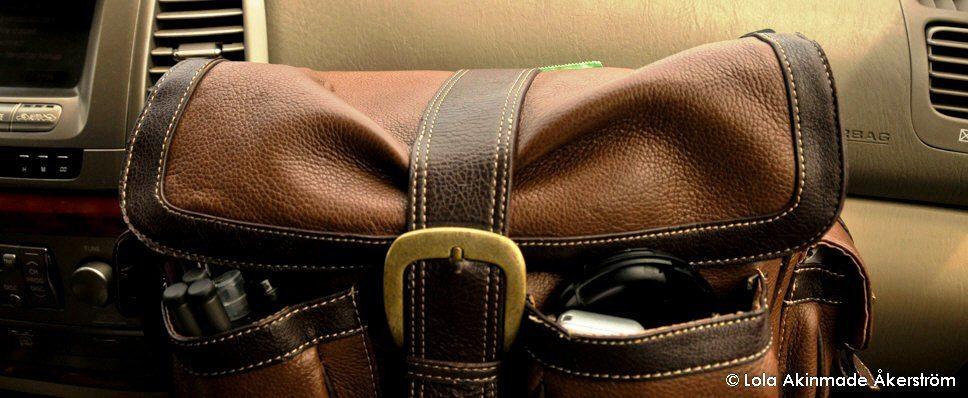 Camera Bag - Lola Akinmade