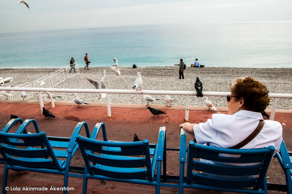 Nice, France - Travel photography by Lola Akinmade Åkerström