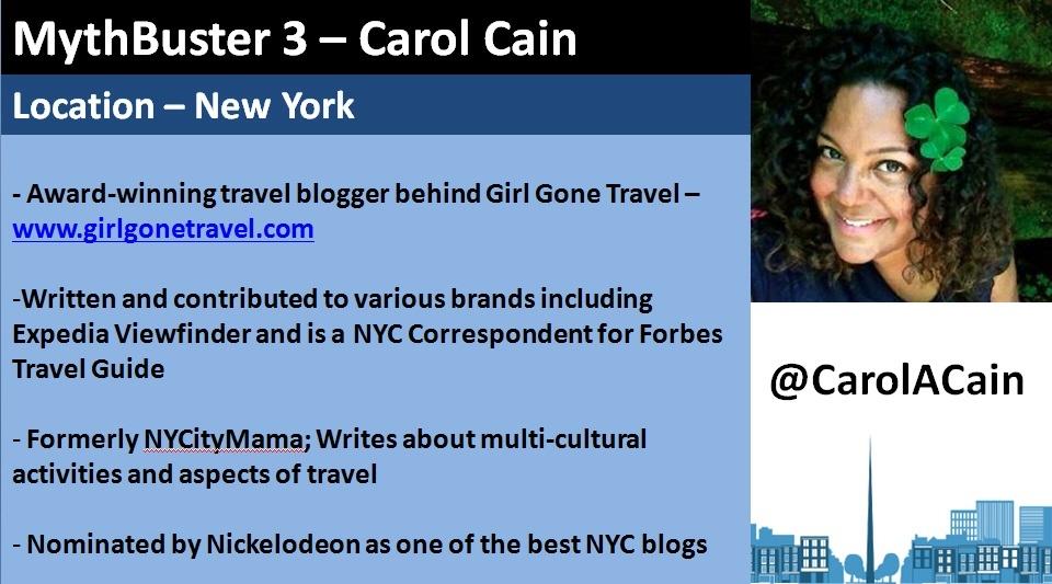 TBEX - Mythbuster 3 - Carol Cain