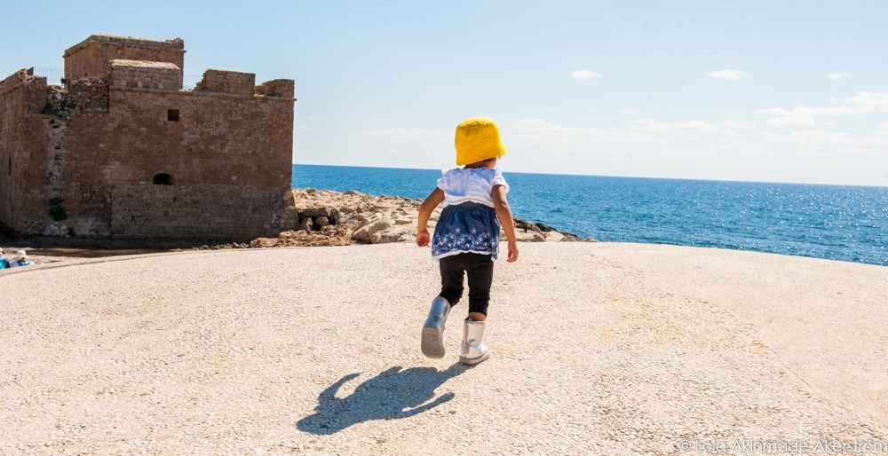 Paphos, Cyprus - Travel photography by Lola Akinmade Åkerström