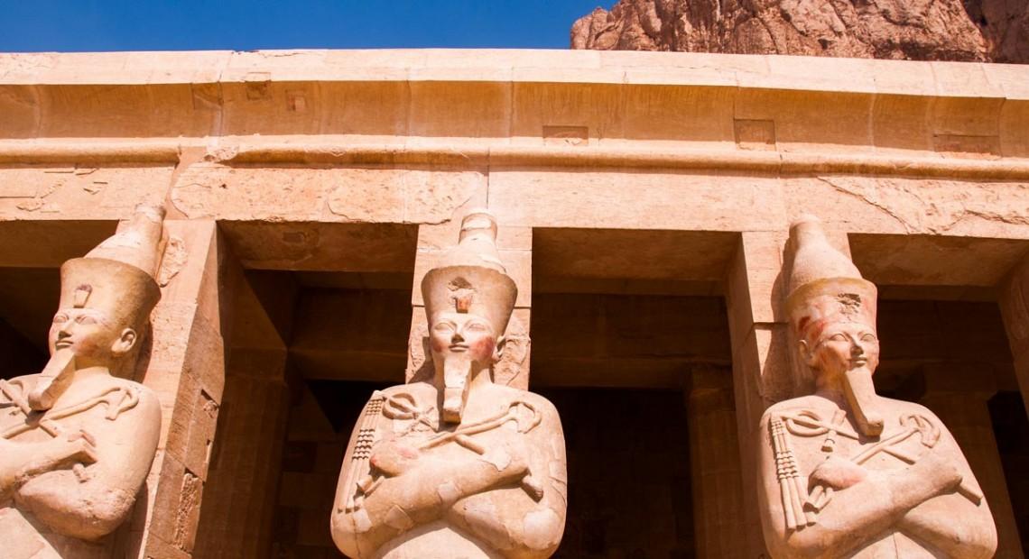 Verbatim: Journal entries from Luxor, Egypt + Photos