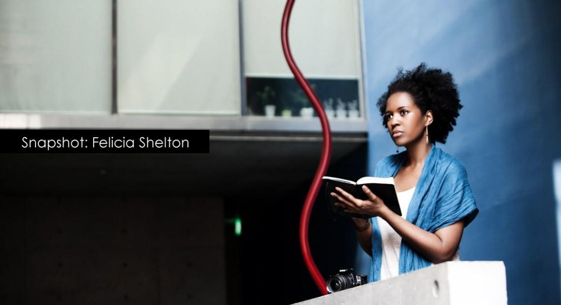 Snapshot: Felicia Shelton