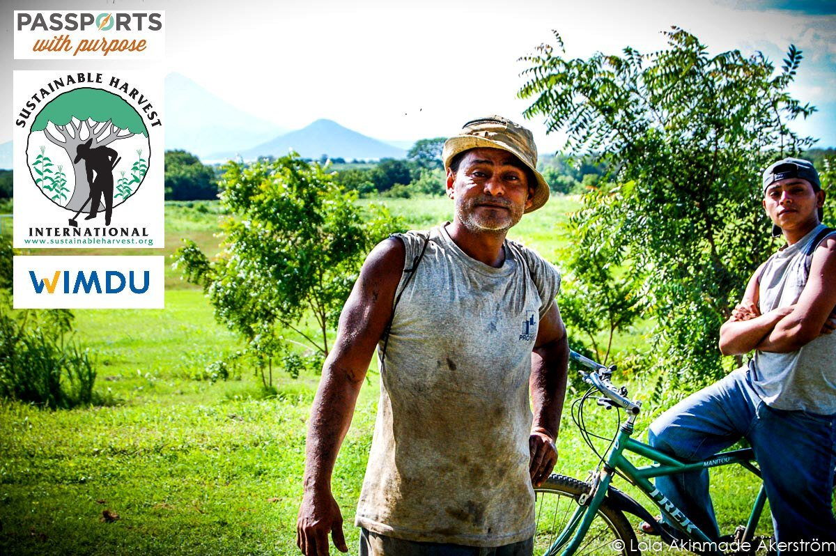 Farmers in Nicaragua Photography by Lola Akinmade Akerstrom