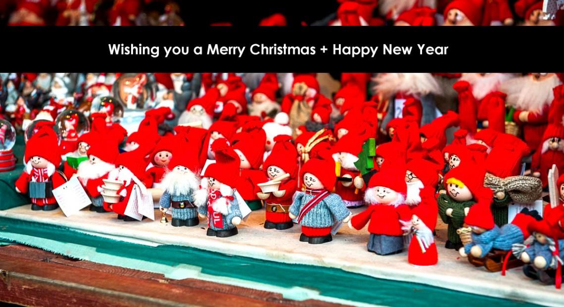 Christmas + Seasons Greetings from Geotraveler's Niche
