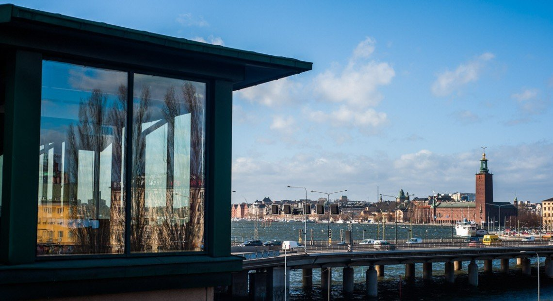 Notes + Photos:  Falling in love with Stockholm again