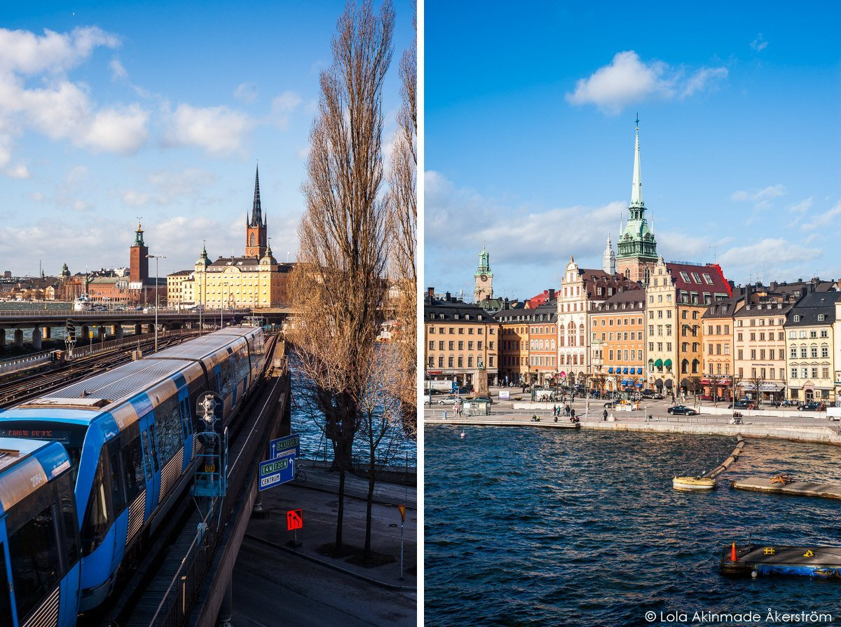 Beautiful photos of Stockholm, Sweden - Travel photography by Lola Akinmade Akerstrom