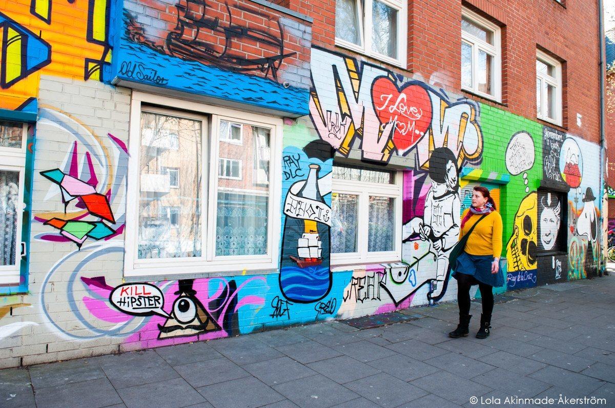 Food tours in Hamburg - St.Pauli - 07