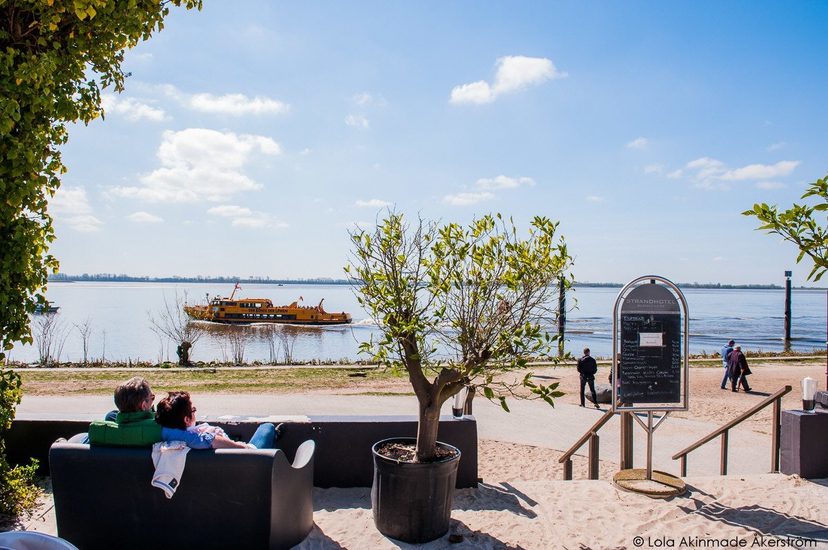 Photos from Blankenese, Germany