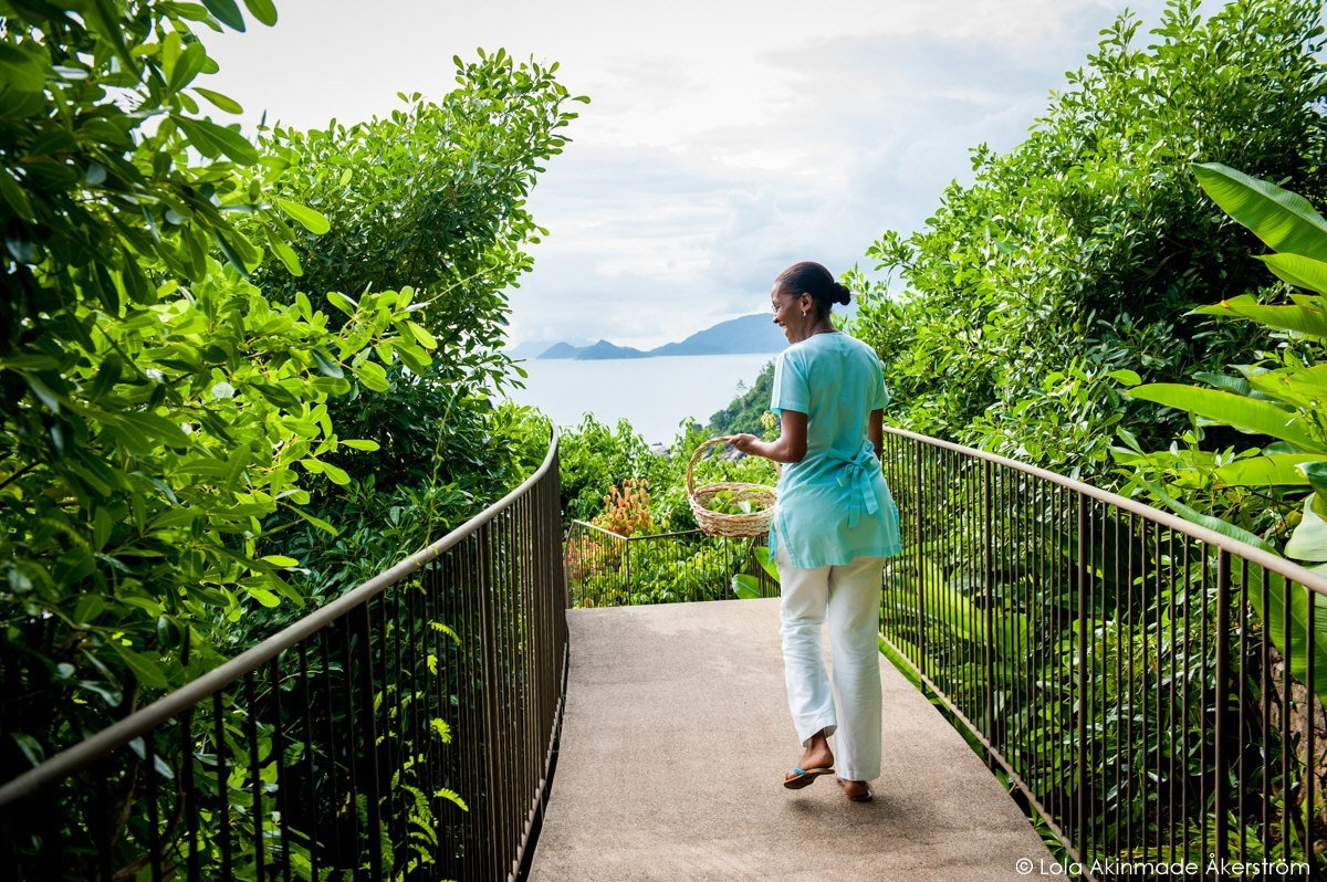 Spa at Four Seasons Seychelles