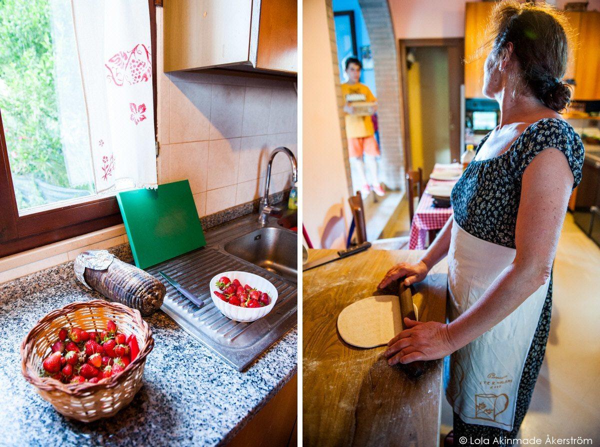 - Piadini Terracotta Pan makers of Montetiffi, Emilia Romagna, Italy