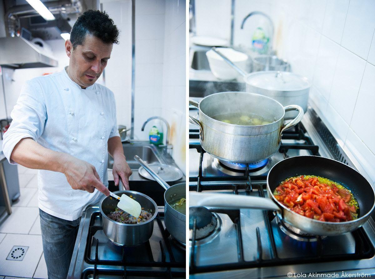 Italian cooking school in Bologna Emilia-Romagna-940