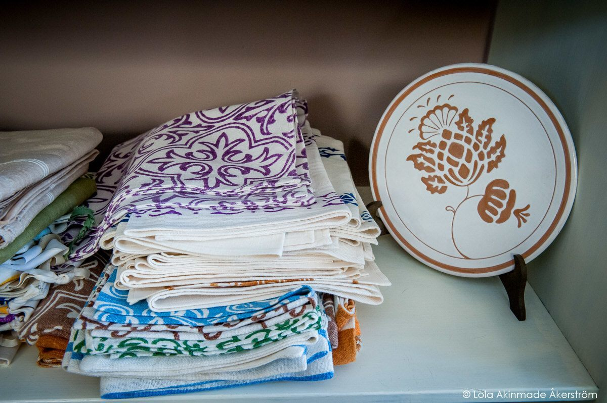 Emilia Romagna Region - Traditional Textile Artisans