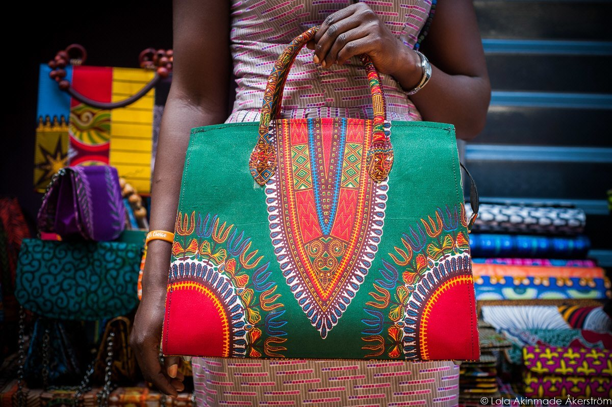 Shopping in Lagos, Nigeria