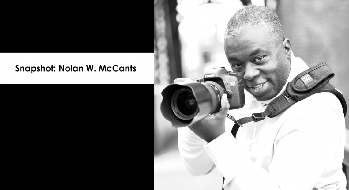 Snapshot: Nolan W. McCants