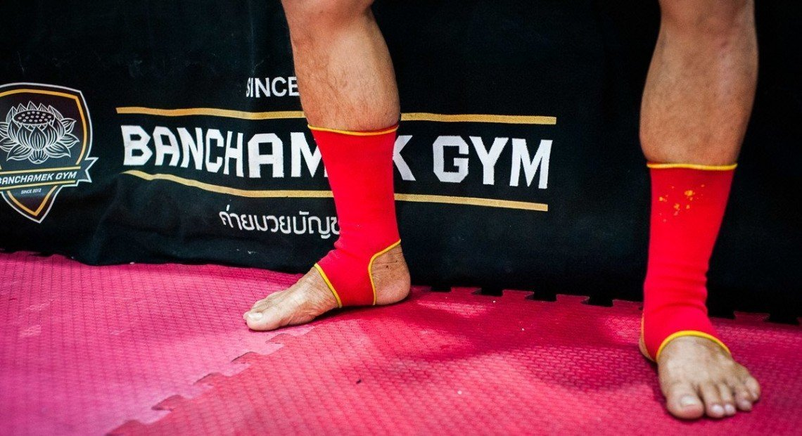 Photos: That time I tried Muay Thai Boxing in Bangkok