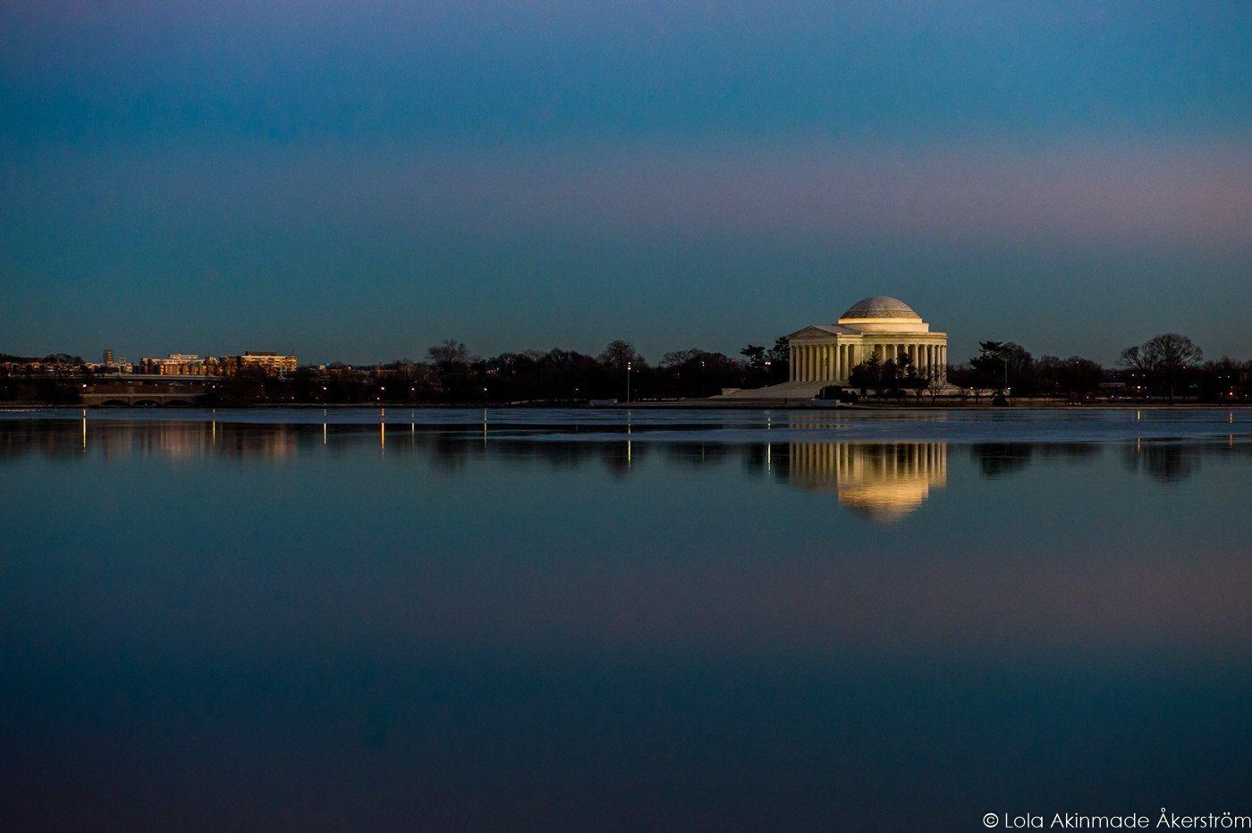 Postcard: Gearing up for Washington, D.C.