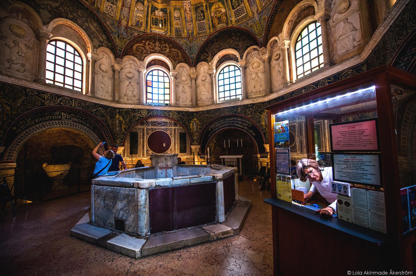 UNESCO World Heritage Site Ravenna