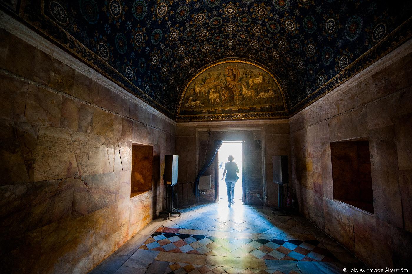 Mausoleum of Galla Placidia,