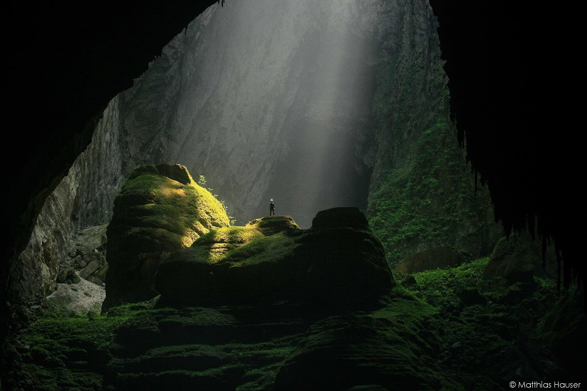 Doline 1_Son Doong cave