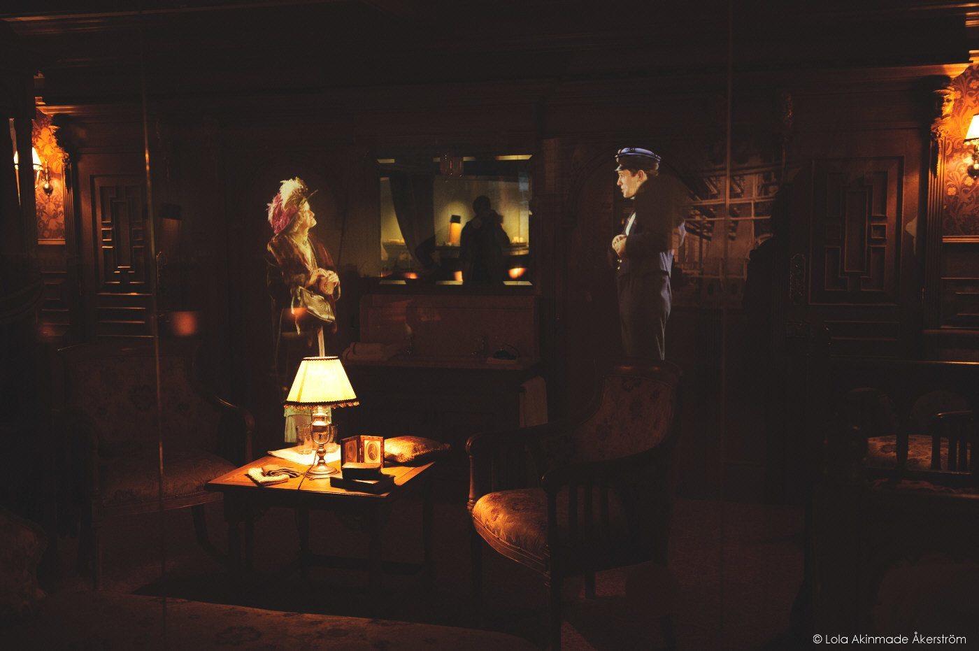Titanic Belfast, Northern Ireland - Lola Akinmade Akerstrom