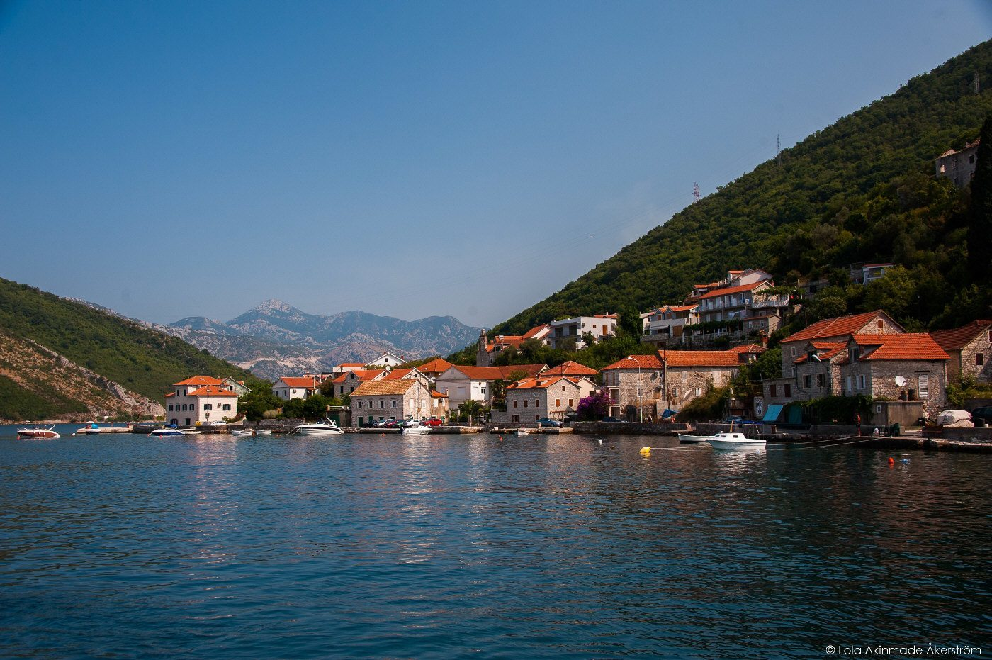 In Photos: Crossing the Bay of Kotor