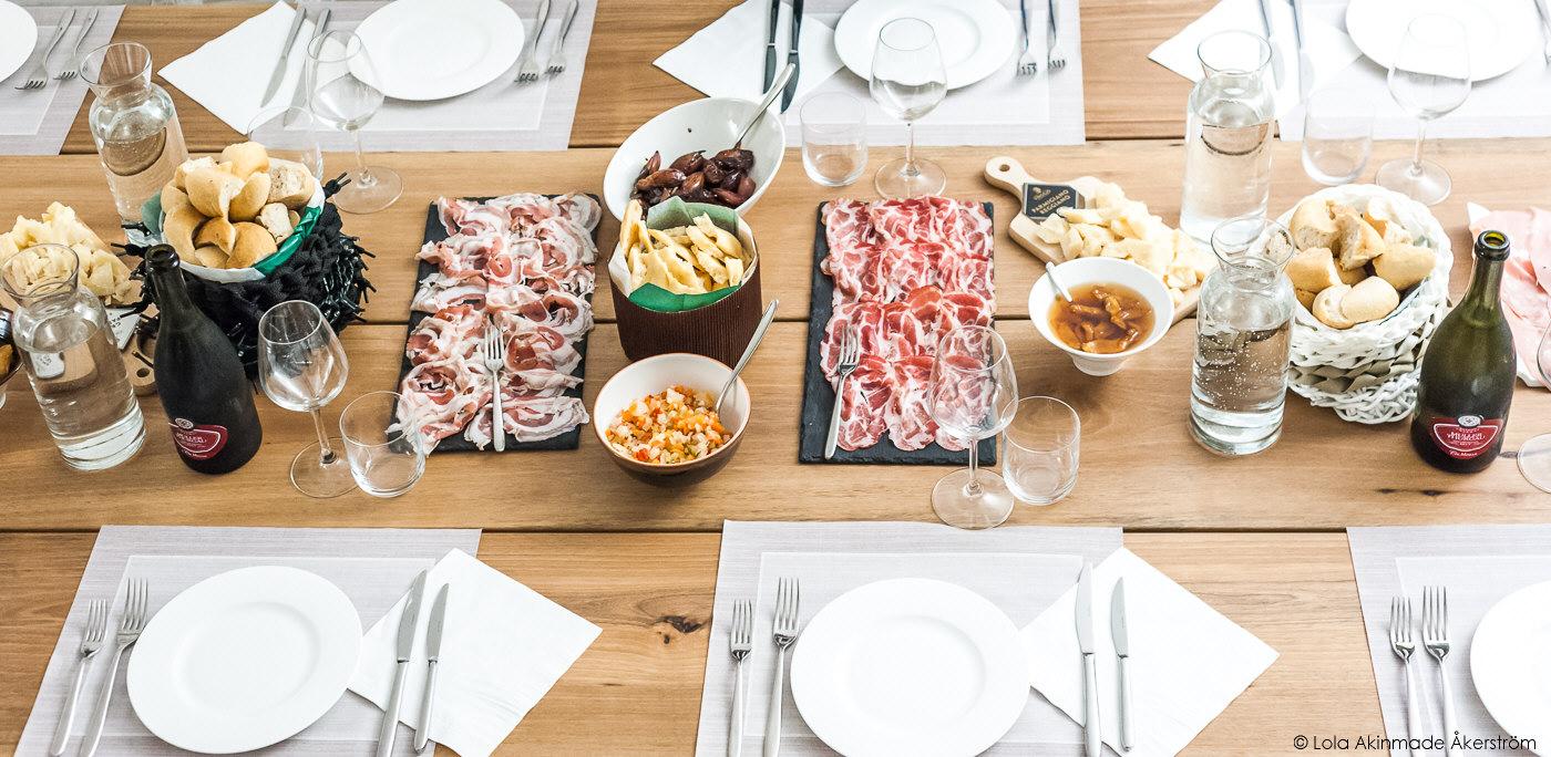 Culinary experiences in Mantua