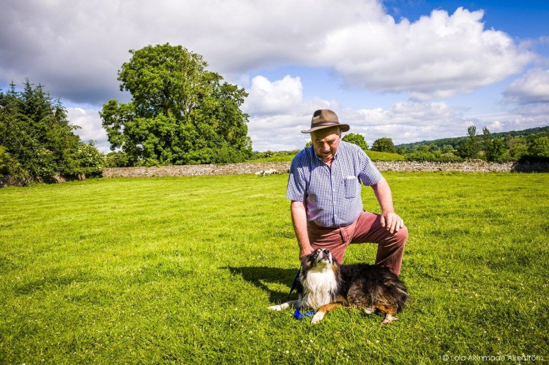 Irish Files: The Farmer Who Inherited a Medieval Kingdom