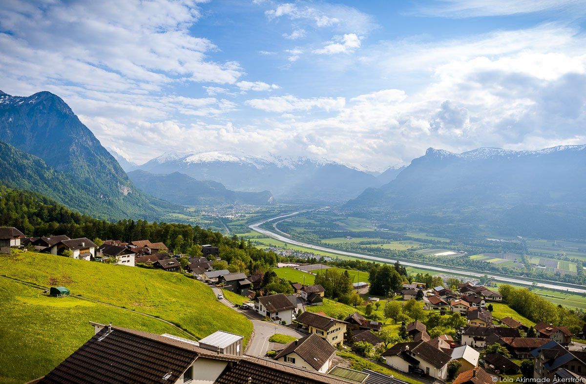 In Pictures: Liechtenstein