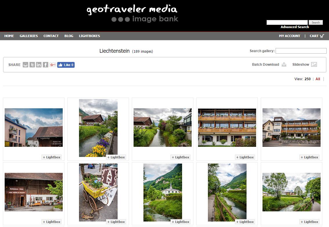 Photos of Liechtenstein