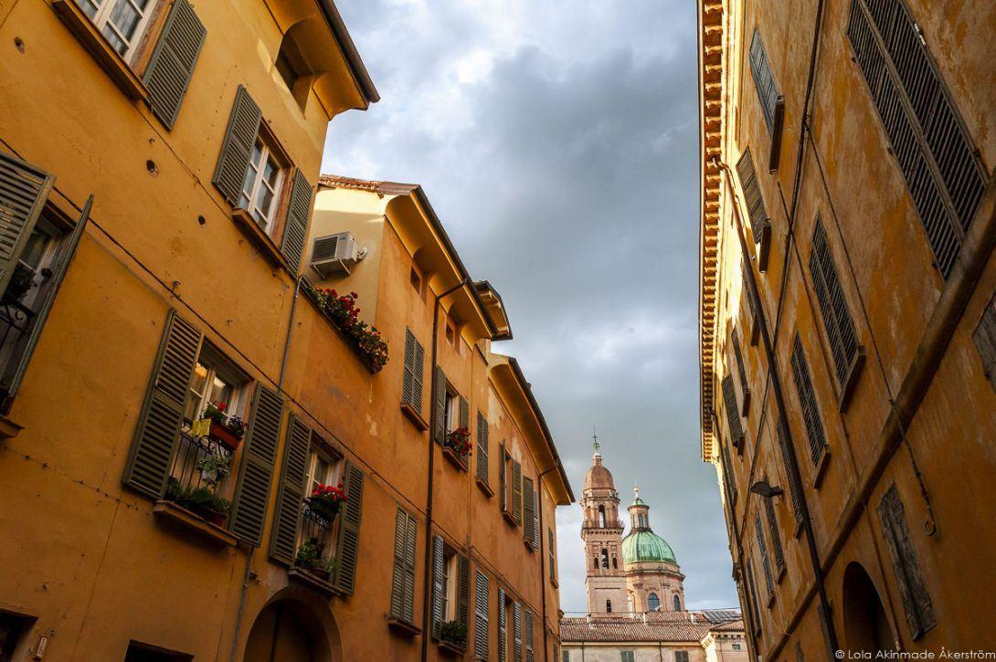 Reggio Emilia in 55 Pictures
