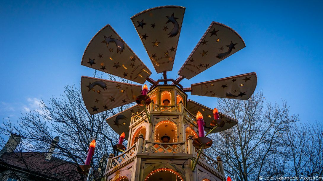 Exploring Munich's Christmas Markets