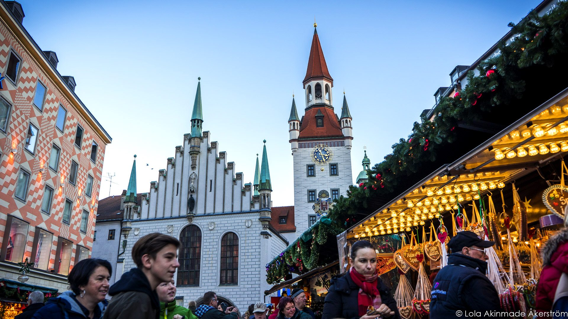 Christmas Market Munich - Christmas Markets in Munich - Munich Christmas Market