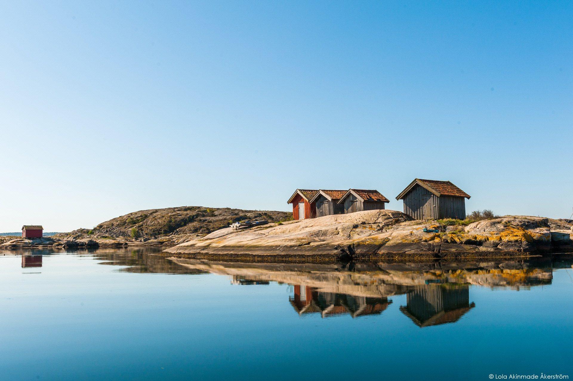 Grebbestad, West Sweden