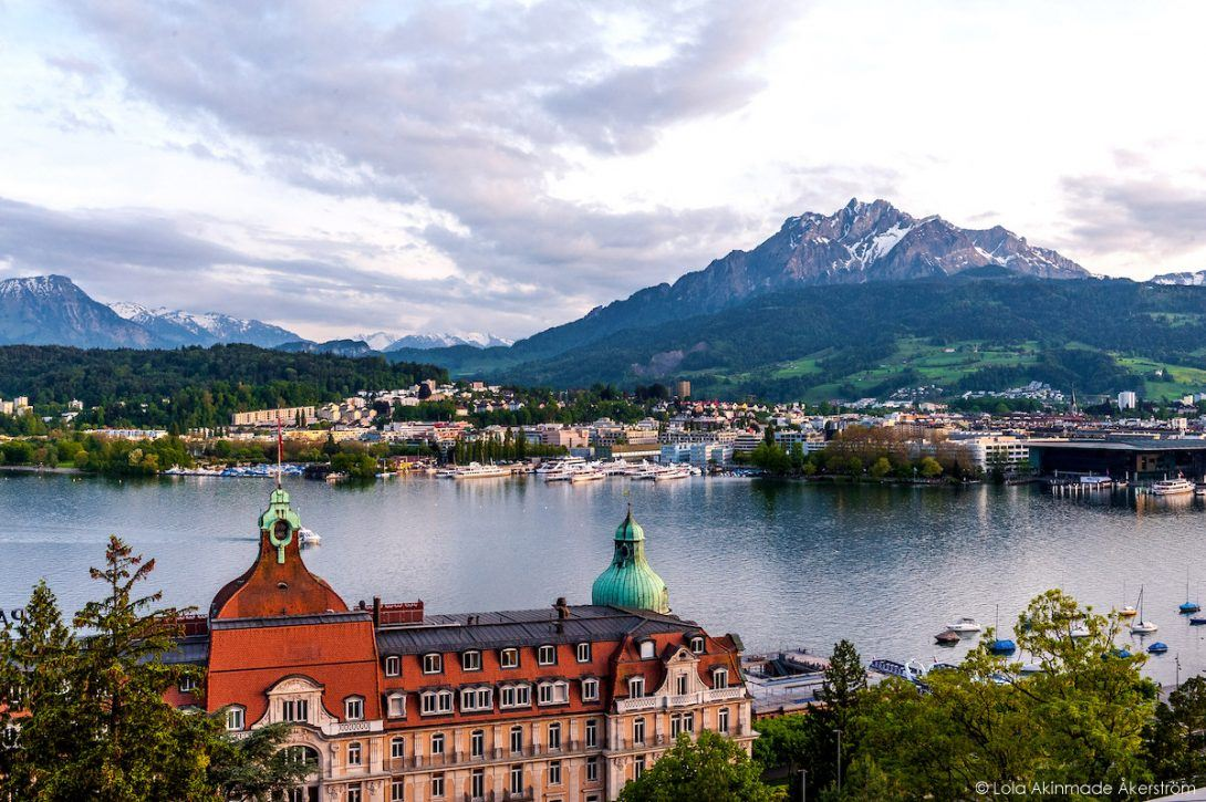 In Photos: 50 Reasons to Visit Lucerne, Switzerland