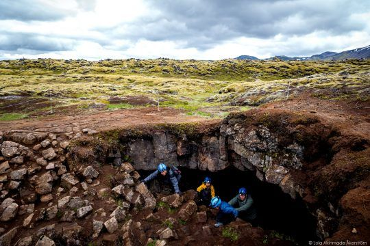 Photos: Raising pioneers in Iceland