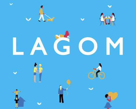 My #LAGOM Book – The Swedish Secret of Living Well